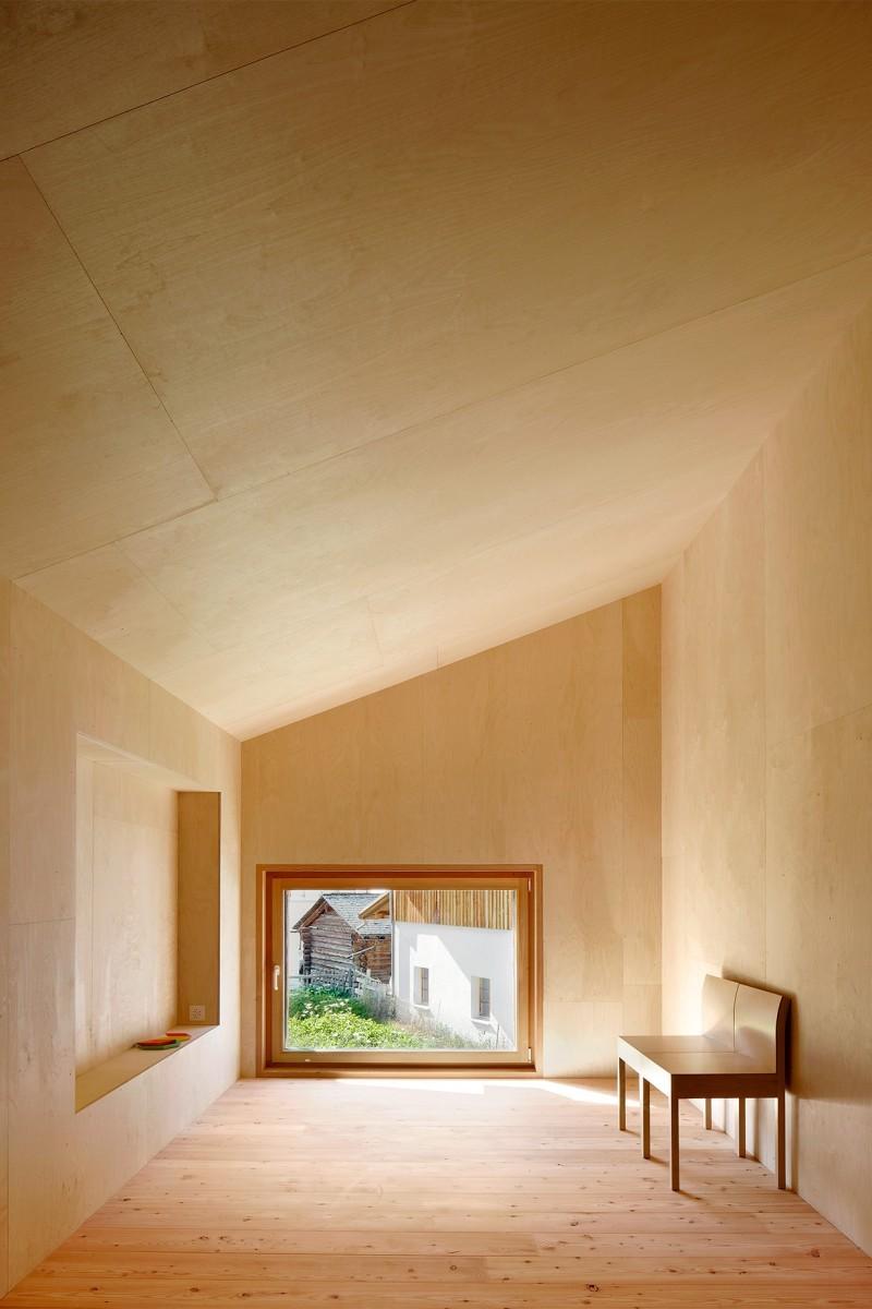 Casa C Reckingen – Zimmer
