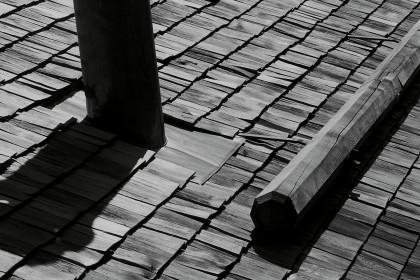 Stall Reckingen – Schindeldach