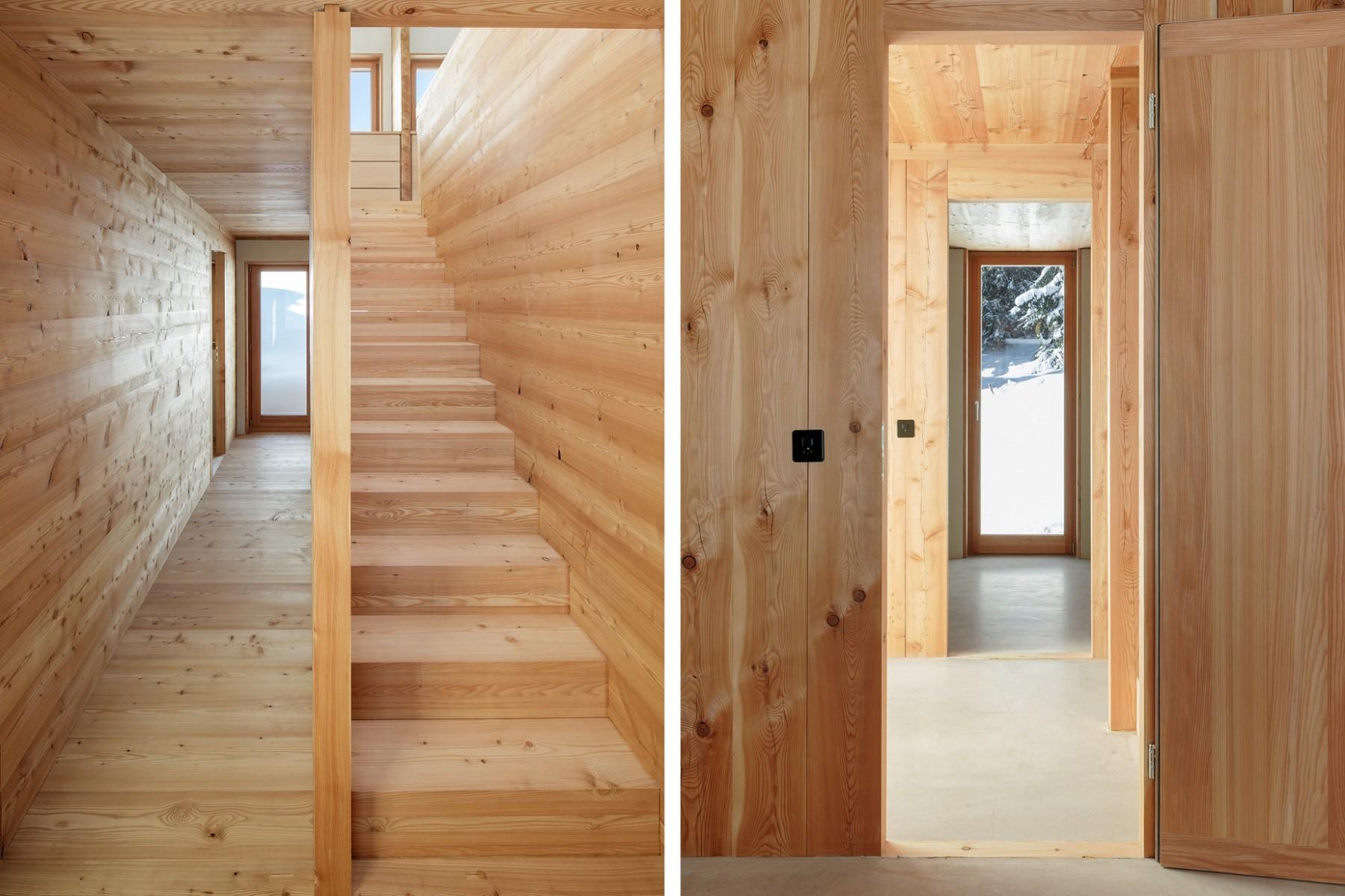 Atelierhaus Reckingen – Neubau