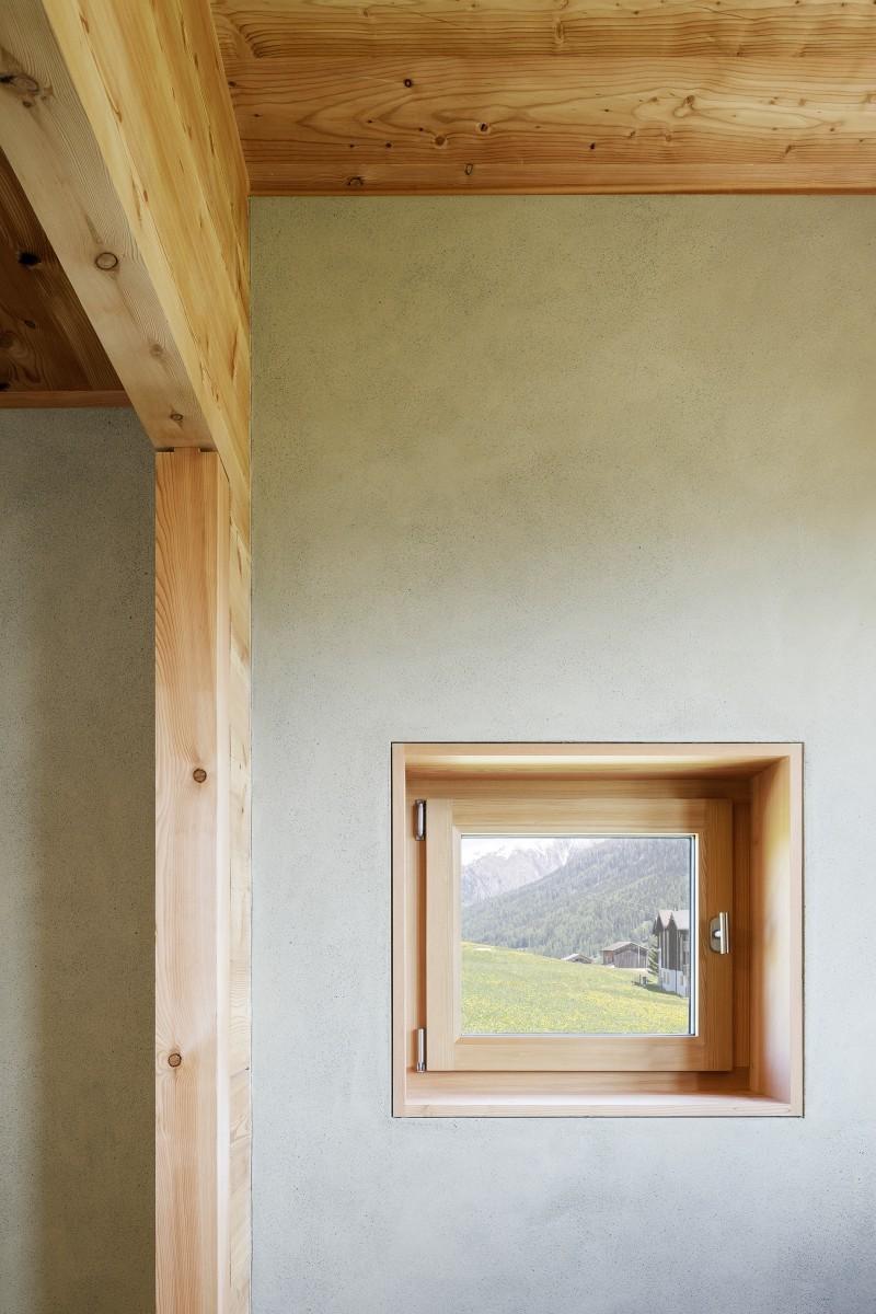 Wohnhaus Münster –kleines Fenster