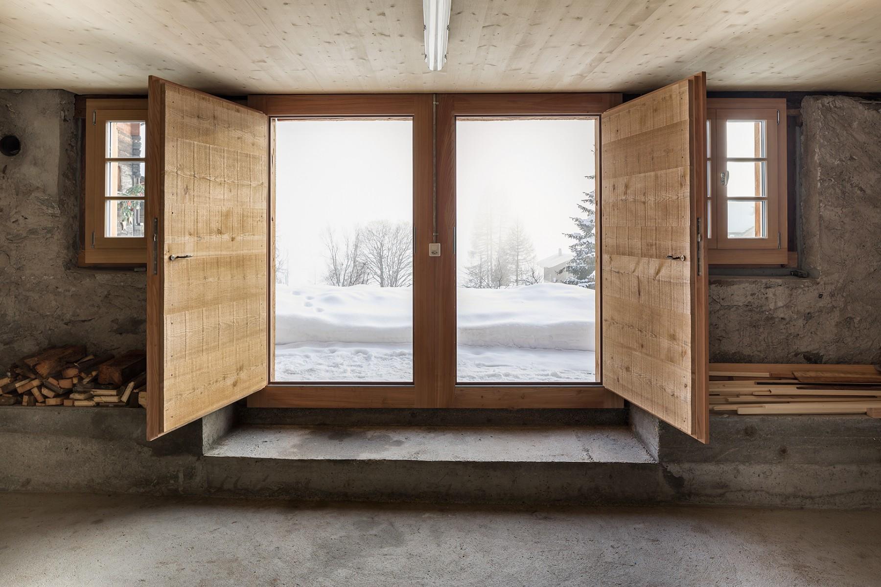 Heidenhaus Münster – Fenster